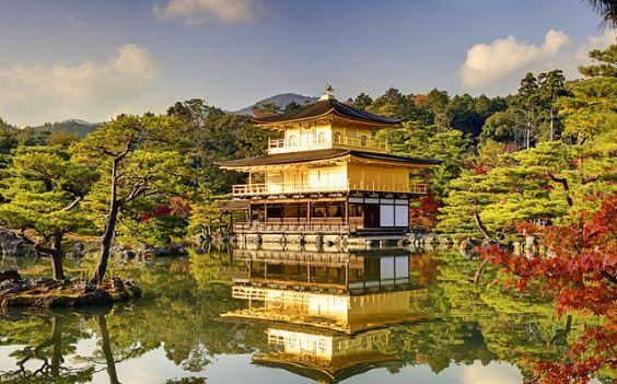 Kiến trúc chùa Kinkaku-ji
