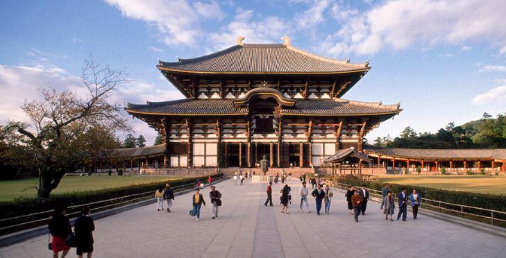 chùa Todaiji