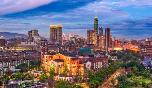 Đài Loan với rất nhiều món ăn nổi tiếng thế giới (Ảnh: ST)