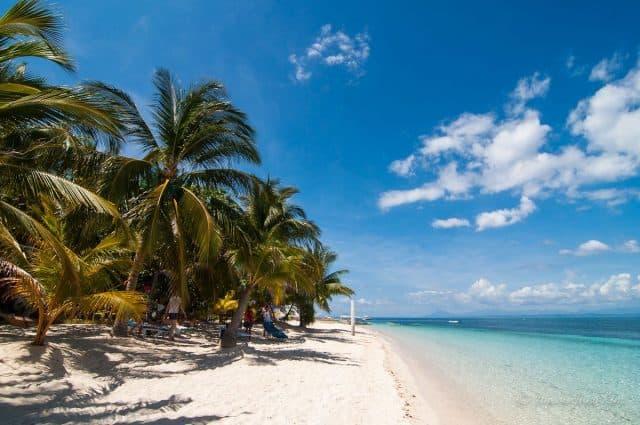 Hòn đảo nhỏ ở phía Bắc Cebu (Ảnh: ST)
