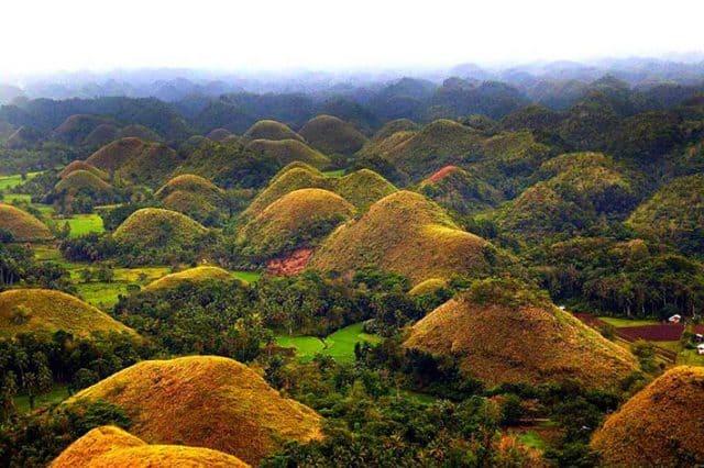 Một trong các địa điểm du lịch Philippines đẹp nhất (Ảnh: ST)