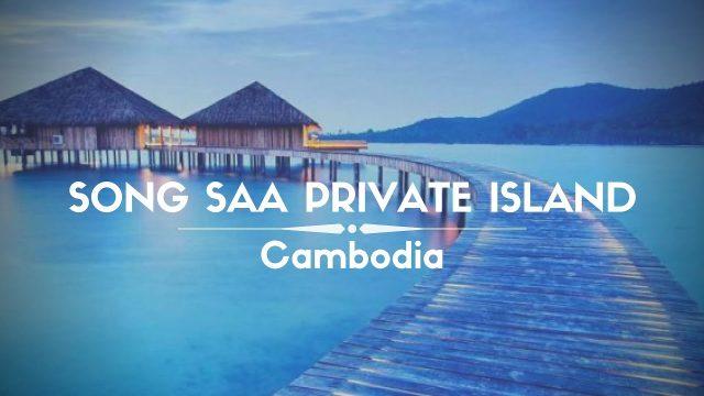 """Đảo Song Saa - Thiên đường """"Maldives Campuchia"""" ngay sát Việt Nam"""