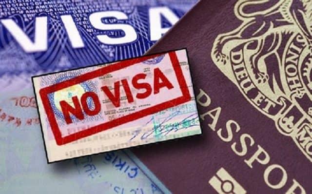 Đi Thái Lan không cần xin Visa (Ảnh ST)