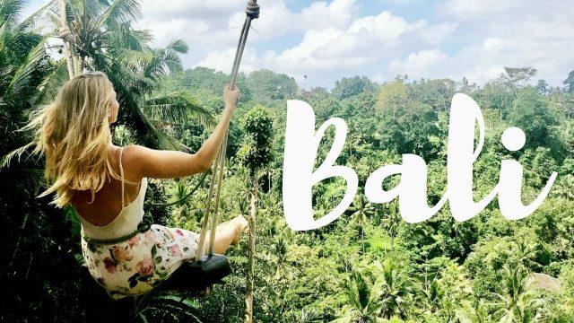 """Địa điểm du lịch Bali - Bali Swing - Bạn có muốn thử """"đánh đu với đời""""?"""