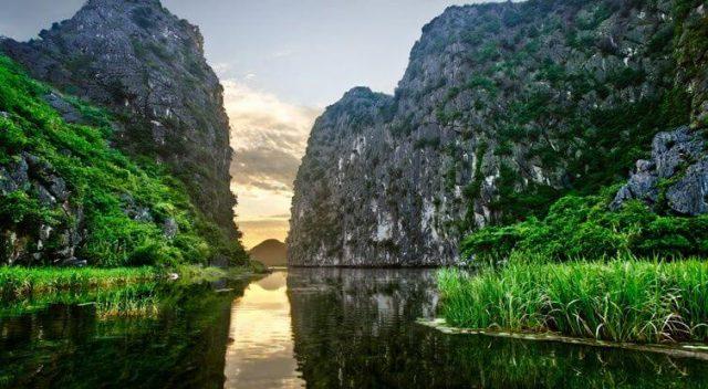 Địa điểm du lịch Ninh Bình - Tam Cốc Bích Động