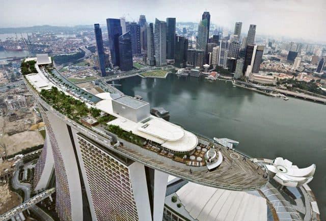 Top 10 địa điểm du lịch Singapore miễn phí hot nhất 2018