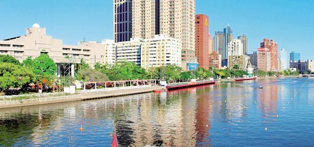 Ái Hà - Dòng sông tình yêu ở Đài Loan (Ảnh ST)