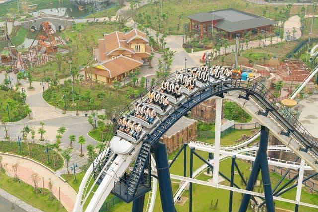 """Trải nghiệm mùa hè """"cực đã"""" tại Dragon Park Hạ Long - Vntrip.vn"""