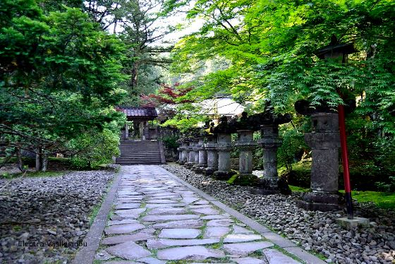 Cụm di tích đền chùa tại Nikko