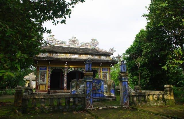 Những công trình kiến trúc cổ kính (Ảnh ST)