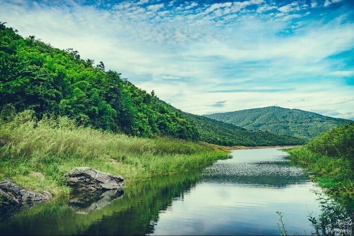 Du lịch hồ Dạ Hương
