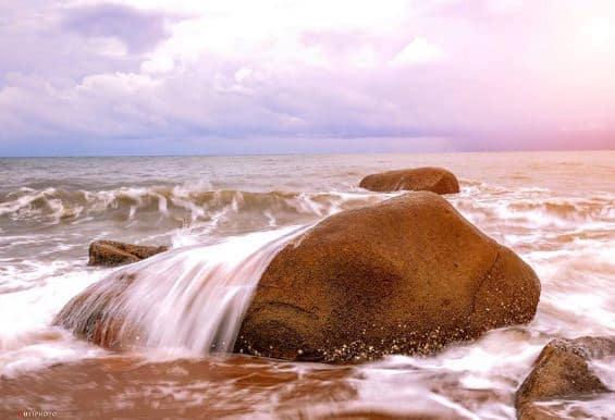 Phuoc Hai beach beauty