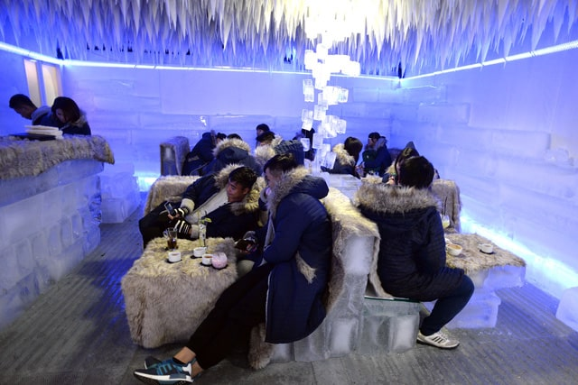 Ice Coffee Hà Nội