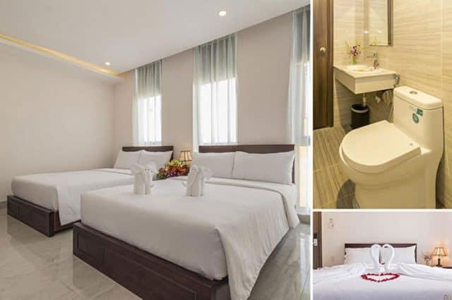 Azure Hotel Đà Nẵng (Ảnh: ST)