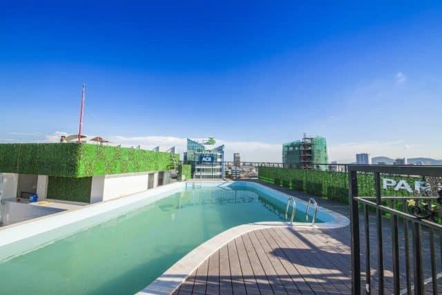 Pariat Đà Nẵng nơi có view đẹp nhất thành phố (Ảnh: ST)