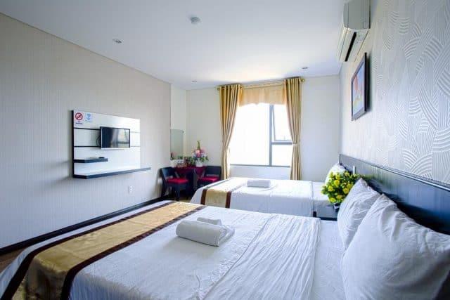 Phòng ngủ Richland Đà Nẵng (Ảnh: ST)