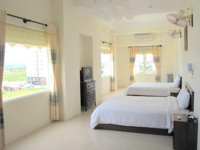 Thiết kế khách sạn Sea Wonder Đà Nẵng (Ảnh: ST)