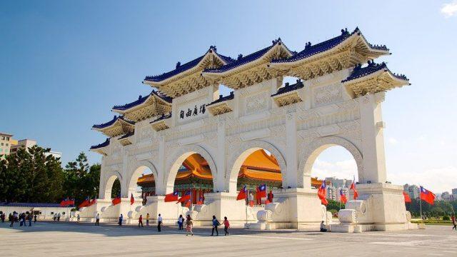 Những địa điểm nổi tiếng ở Đài Loan (Ảnh ST)