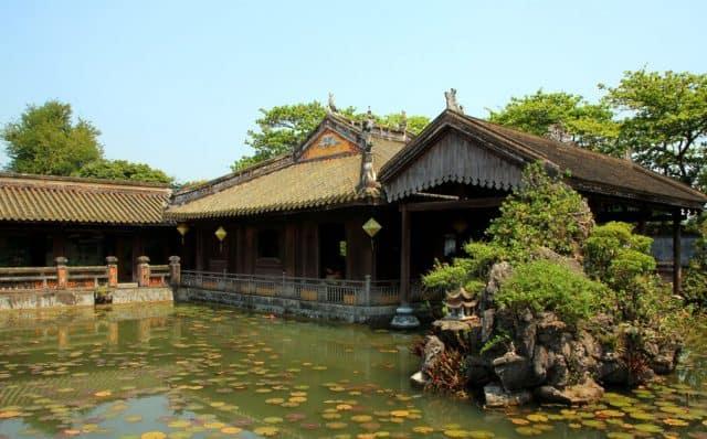 Đa số các công trình vẫn giữ được nguyên vẹn kiến trúc vốn có của mình (Ảnh ST)