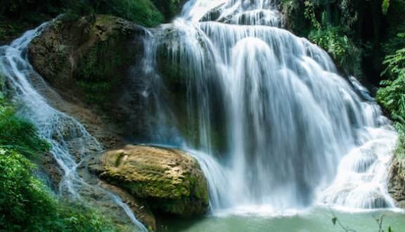 Kinh nghiệm du lịch thác Thăng Thiên
