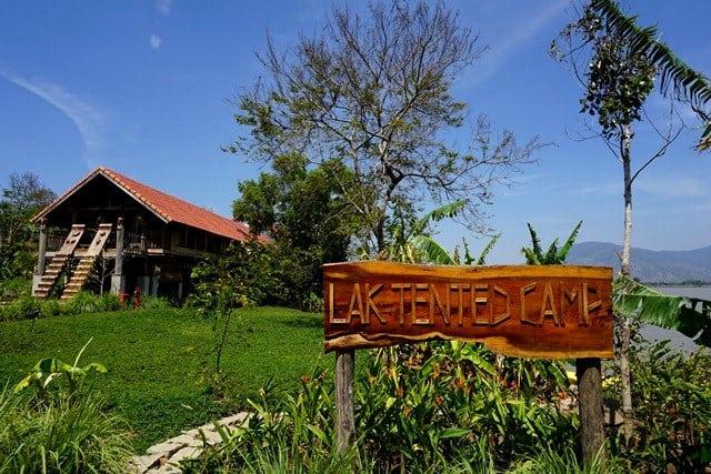 """""""Đưa nhau đi trốn"""" ở Lak Tented Camp - Khu nghỉ dưỡng bên hồ tuyệt đẹp"""