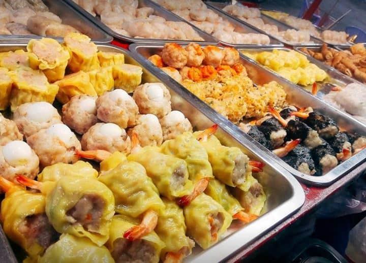 Ăn gì gần chợ An Đông