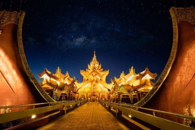 Myanmar - miền đất Phật (Ảnh ST)