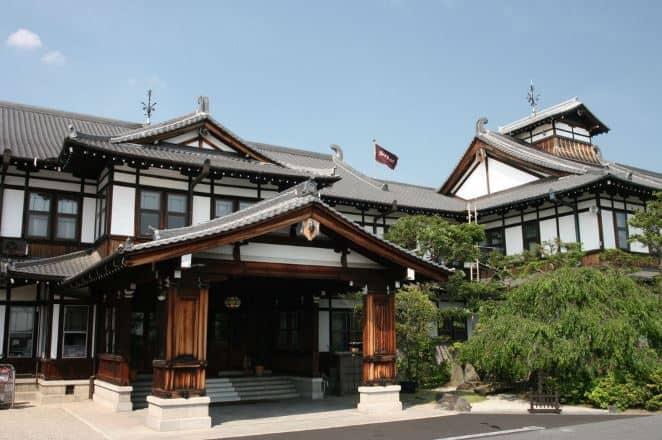 Nara Hotel, Japan