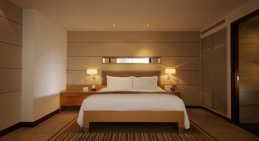 Không gian sang trọng nhưng vẫn mang lại cảm giác ấm áp gần gũi tại Parkroyal Saigon Hotel