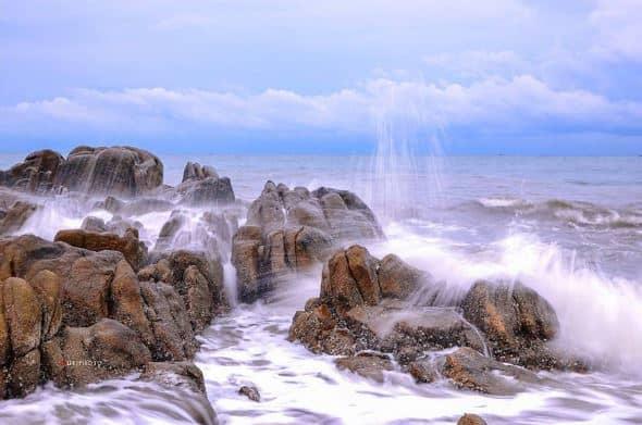 Phuoc Hai beach