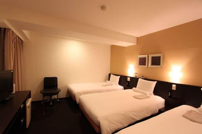 phòng khách sạn Smile Hotel Tokyo Nihonbashi
