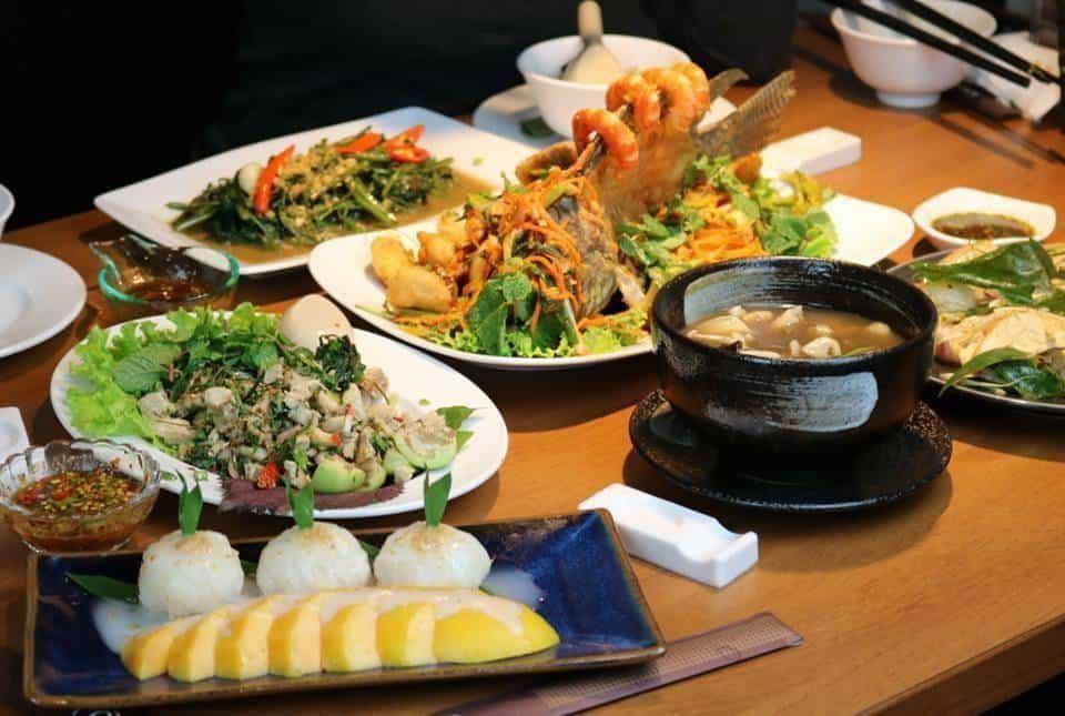 Quán ăn ngon quận Hoàn Kiếm