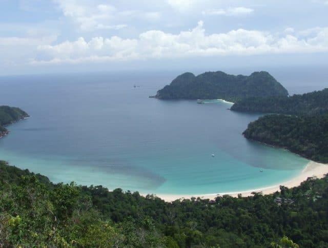 Quần đảo Mergui ở Myanmarđẹp như mơ (Ảnh ST)