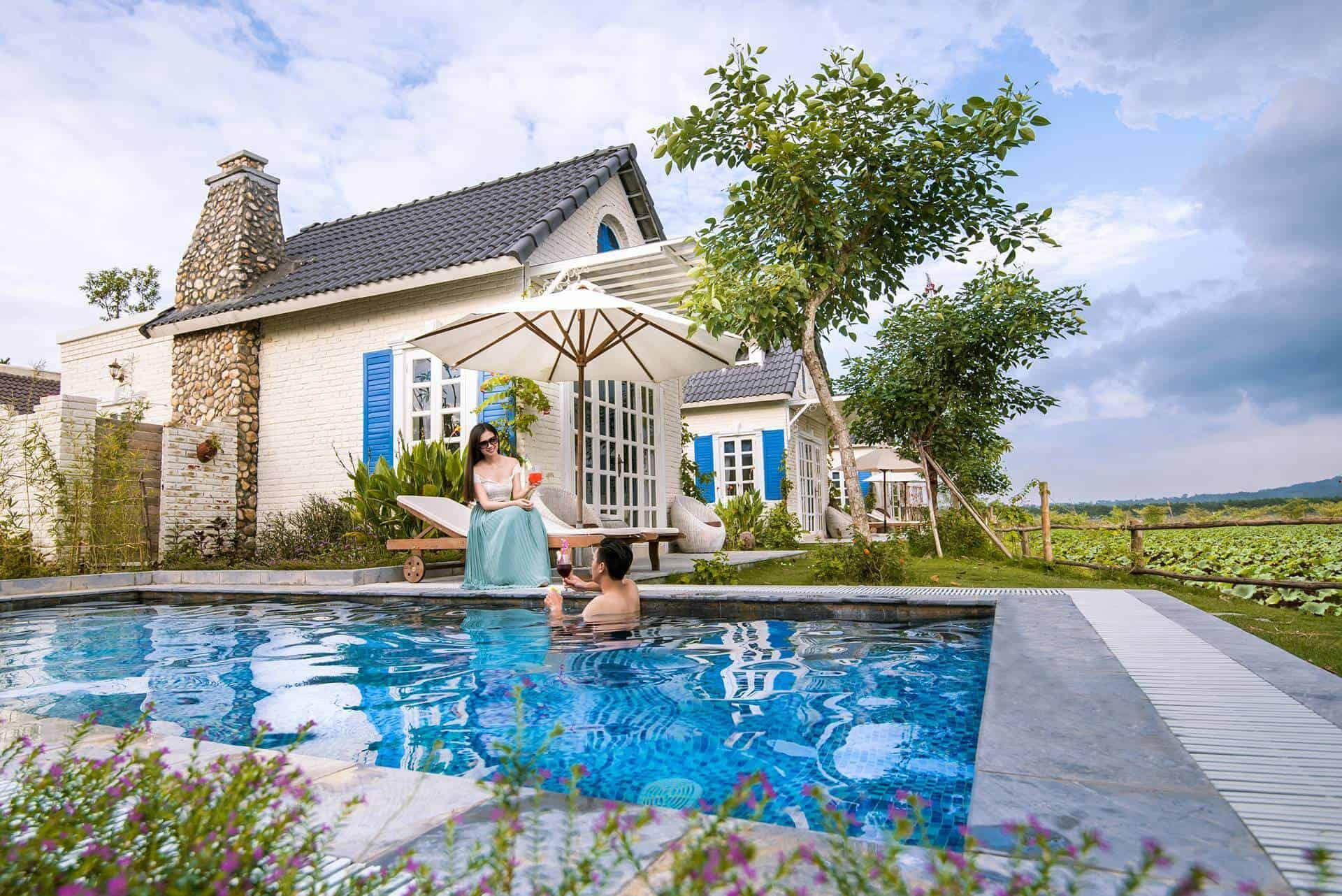 Resort đẹp gần Hà Nội
