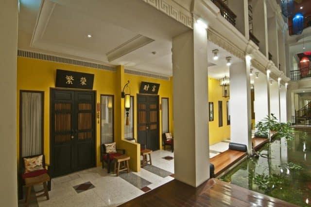 Khách sạn Shanghai Mansion (Ảnh: ST)