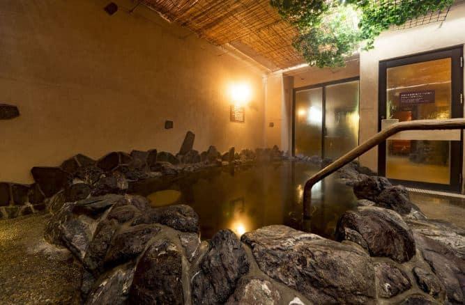 suối nước nóng khách sạn Dormy Inn Umeda Higashi Natural Hot Spring