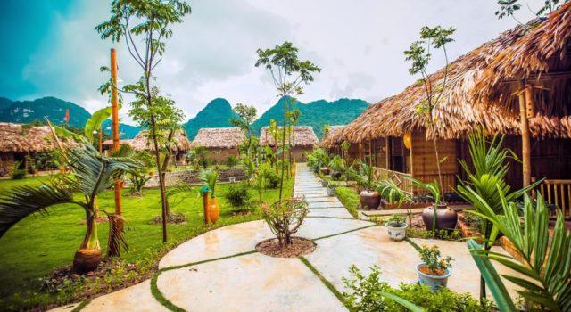 Resort 5 sao gần Hà Nội lý tưởng