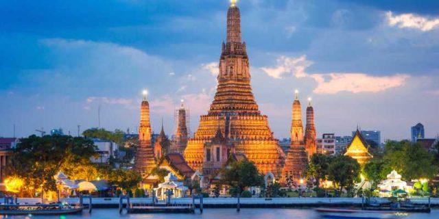 Thái Lan-Thiên đường du lịch Châu Á (Ảnh ST)
