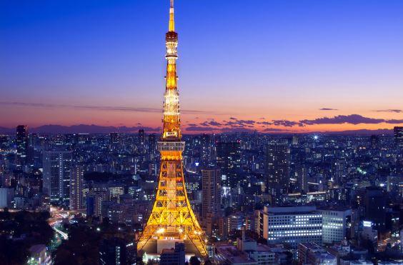 Tháp Tokyo Tower