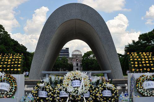 vòm tưởng niệm Genbaku Dome