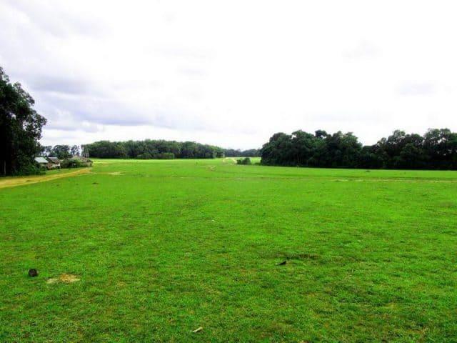 The scenery of the Bu Lach Grassland