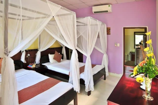 Phòng của khách sạn được thiết kế độc đáo (Ảnh ST)