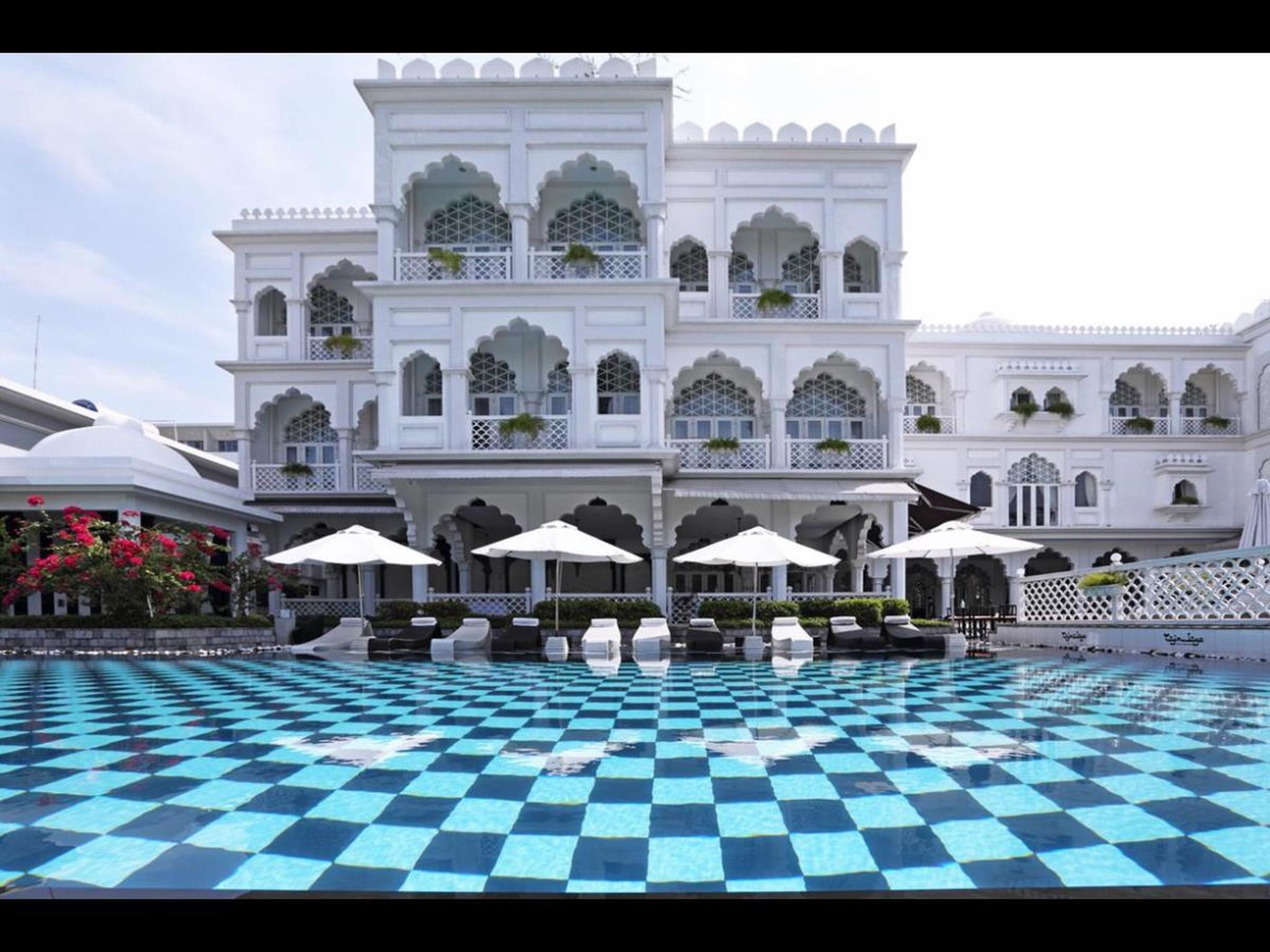 Resort tại Sài Gòn nổi tiếng là Tajmasago Castle resort (Ảnh ST)