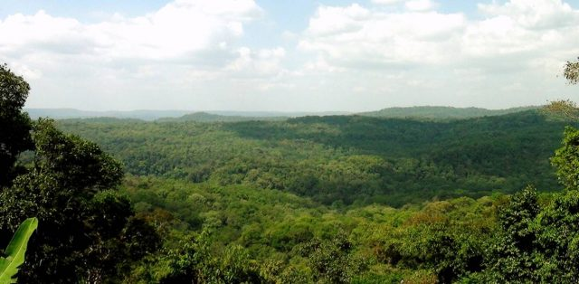 National park eco-tourism area in Binh Phuoc