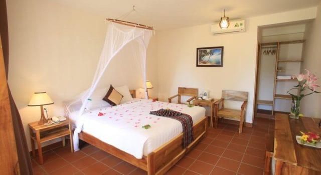 Phòng nghỉ của Resort (Ảnh ST)