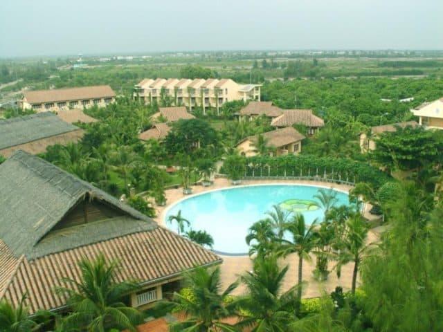 Khung cảnh xung quanh Cần Giờ resort - Resort tại Sài Gòn (Ảnh ST)