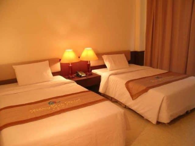 Phòng nghỉ của khách sạn (Ảnh ST)