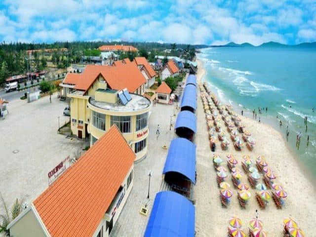 haiduong-intourco-resort là địa điểm du lịch Resort tại Vũng Tàu (Ảnh ST)