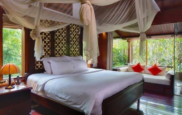 Phòng ngủ của An Lam Saigon River Residence (Ảnh ST)