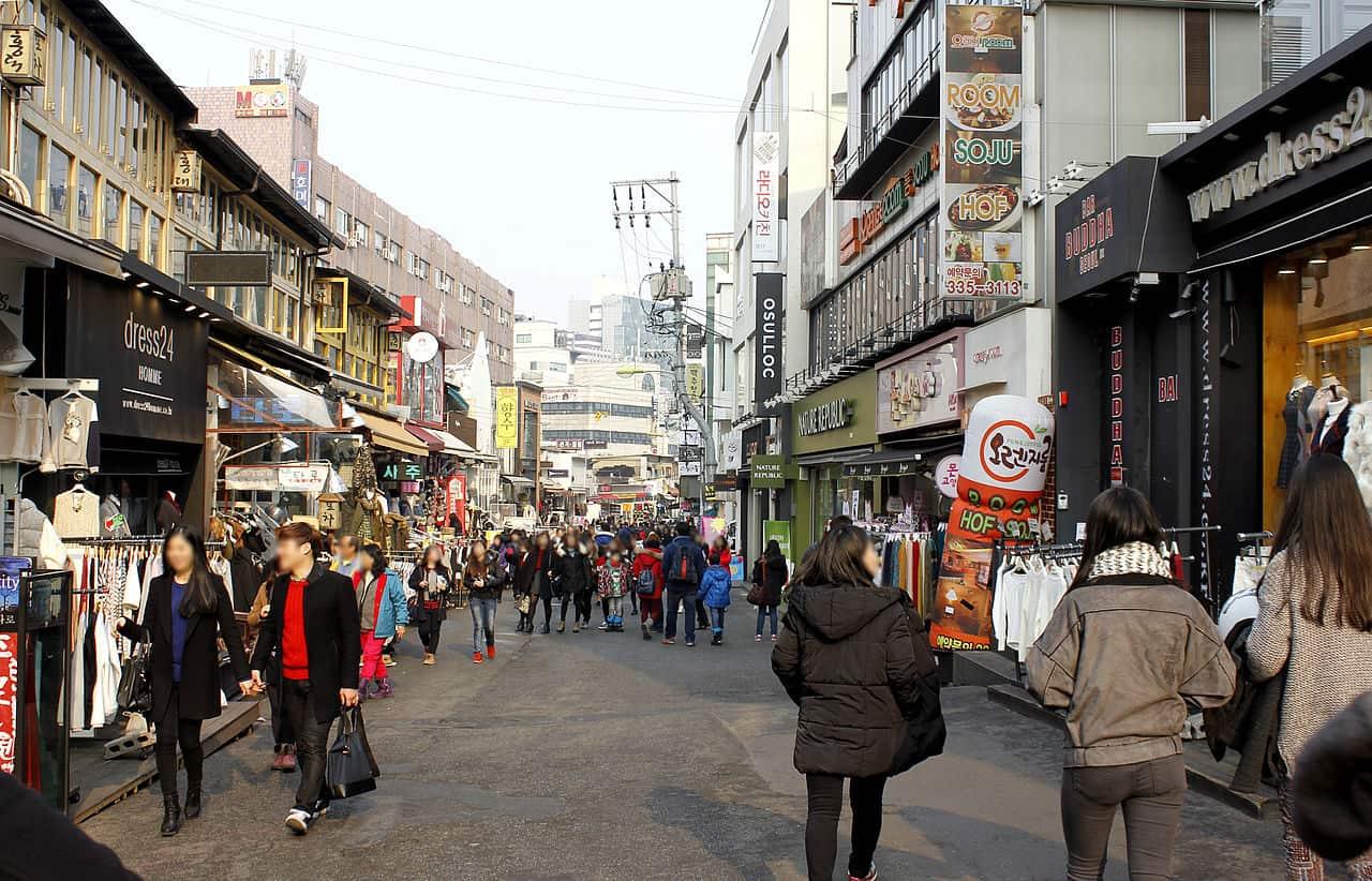 Địa điểm du lịch Seoul